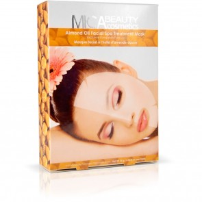 Almond Oil Facial Spa Treatment Mask by MicaBeauty