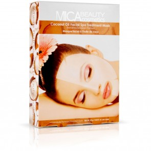 Coconut Oil Facial Spa Treatment Mask by MicaBeauty