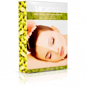 Olive Oil Facial Spa Treatment Mask by MicaBeauty